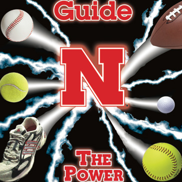Print Publication - For The University of Nebraska-Lincoln, their print media guide needed to be as powerful and attention-grabbing as their sports teams are.